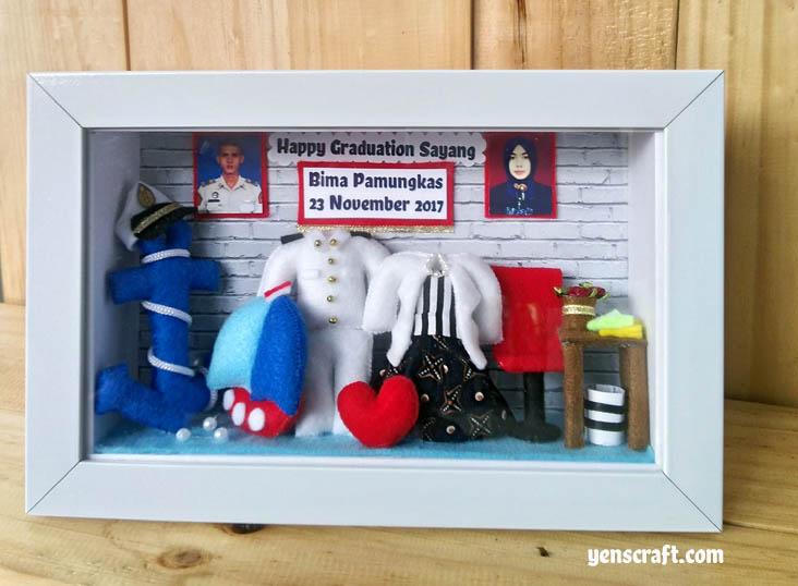 souvenir wisuda untuk peluat pelayaran