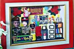 couple TNI Polwan