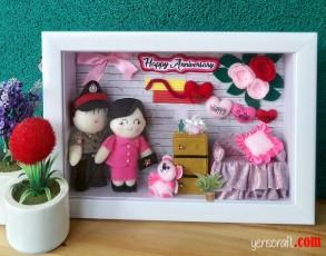 Boneka Polisi
