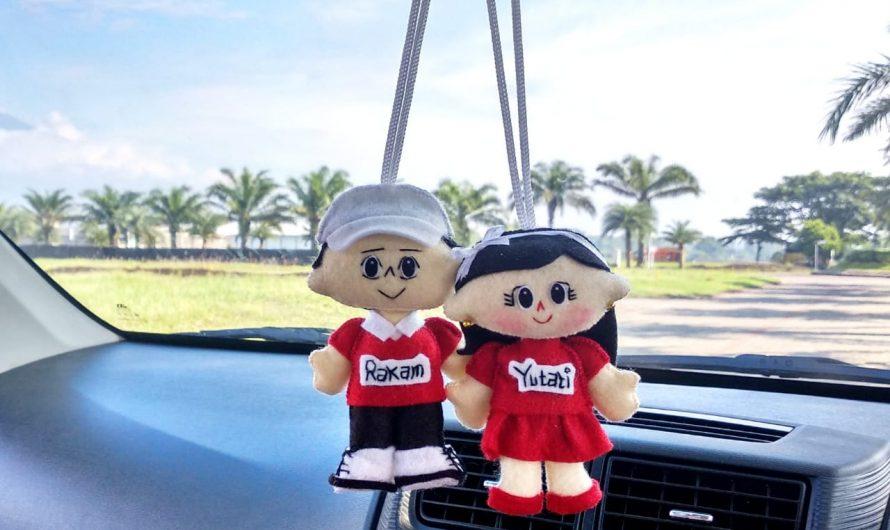 Boneka Gantung